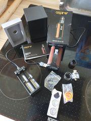 E- Zigarette