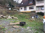 Erde Erdaushub abzugeben in Sindeldorf -