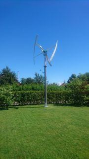 Vertikon M Windkraftanlage
