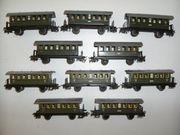 11 Märklin H0 M-Gleis Personenwagen
