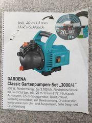 Gardena Gartenpumpen-Set
