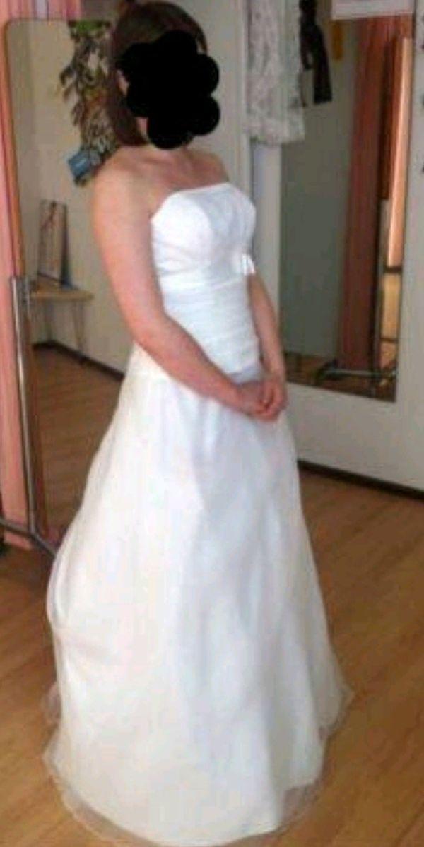 Brautkleid Hochzeitskleid Gr 34 -NEU-