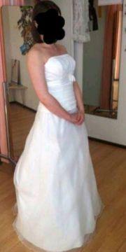 Brautkleid Gr 34 - ungetragen