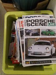 Porsche Zeitschriften