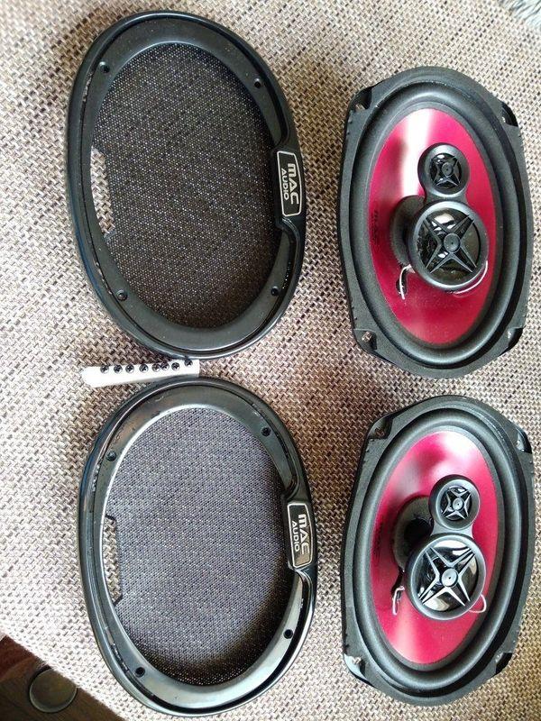 Auto Lautsprecher Mac Audio APM