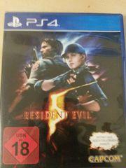 resident evil 5 Ps 4