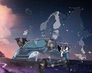 Transport von Tieren Europa LIZENZIERTER