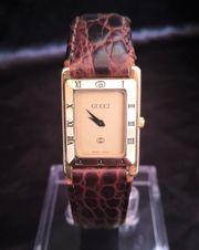 Gucci 4200 FL - Damenarmbanduhr Vintage