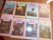 Sagenbücher neu