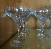 Gläser aus Bleikristall