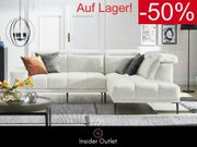-50 Ecksofa 284x234 cm Switch