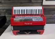 Neues Roland FR-8X RD Akkordeon