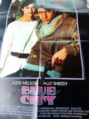 Blue City Filmplakat A1 aus