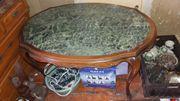 Verkaufe alten Tisch sowie Flohmarkt