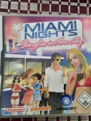 Nintendo DS Spiel Miami Nights