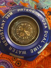 Paterson Armbanduhr