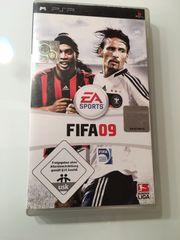 FIFA 09 für PlayStation PSP