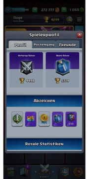 Günstiger Clash Royale Account