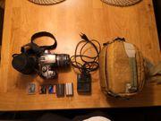 Canon EOS 300 D Bundle
