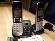Panasonic KX-TG6821G DECT Schnurlostelefon mit