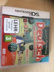 Nintendo DS Deutsch - Der Rechtschreibtrainer