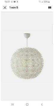 IKEA DECKENLAMPE MASKROS PUSTEBLUME 55cm
