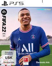 Fifa22 jetzt schon erhältlich ps4