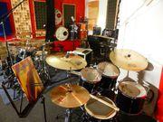 Schlagzeugunterricht für Anfänger und Fortgeschrittene