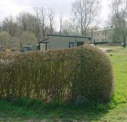 Gartenhaus auf Pachtland