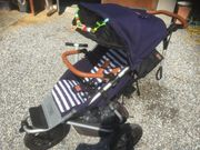 MountainBuggy Urban Jungle Luxury