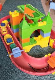 Wasserspielbahn