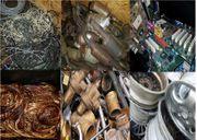 Kaufe Kabelschrott und Buntmetall