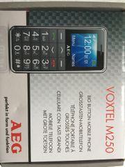 Großtasten-Mobiltelefon