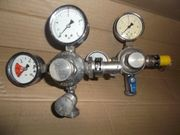 Druckminderer CO2 Flaschendruckminderer Gas Minderer