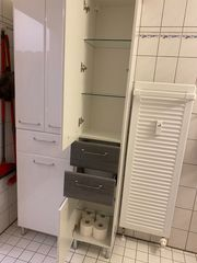 Badezimmermöbel zu verkaufen