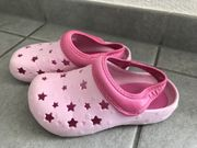 Lupilu Mädchen Clogs rosa Größe
