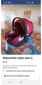 Babyschale von cybex