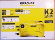 Hochdruckreiniger Kärcher K2 Classic