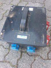 STROMVERTEILER BALS Typ 52480 GEBRAUCHT