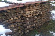 Brennholz Kaminholz Feuerholz - Eiche Buche
