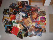 Schallplatten Vinyl Sammlung verschiedene Konvolut
