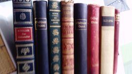Komplette Sammlungen, Literatur - Schiller - Lessing - Bände Reclam - Büchlein