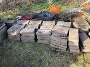 Gartenplatten Waschbeton verschiedene Größen