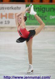 Tanz- Kürkleider für Eiskunstlauf Rollschuhlauf