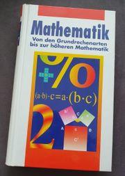 Mathematik von den Grundrechenarten bis