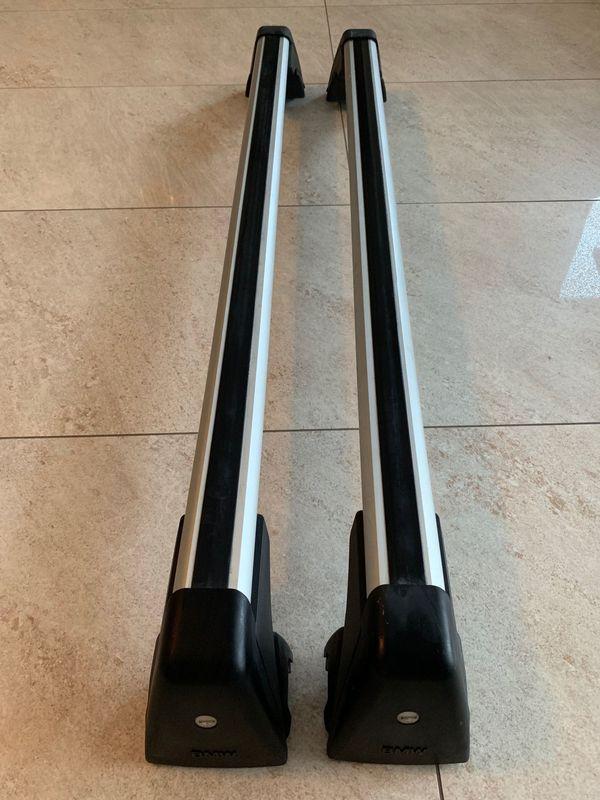 BMW Dachträger Grundträger abschließbar X3