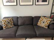 Sofa grau Ikea Stocksund