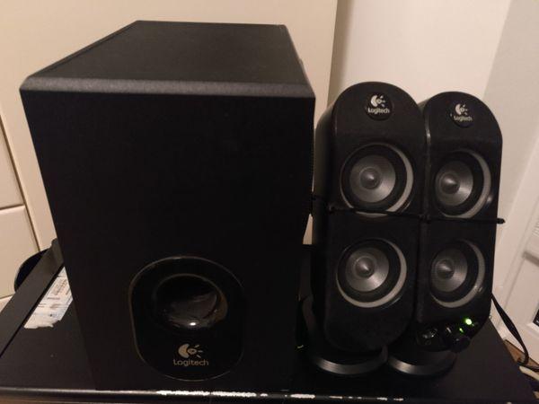 Lautsprechersystem Logitech X-230