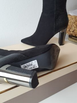 Schuhe, Stiefel - Elegante Stiefel Neu Gr 39