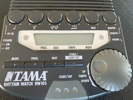 Tama RW105 Drum Metronom Rhythm: Kleinanzeigen aus Bruchsal - Rubrik Drums, Percussion, Orff